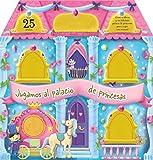 Jugamos al palacio de princesas (Castellano - A Partir De 3 Años - Manipulativos (Libros Para Tocar, Jugar Y Pintar), Pop-Ups - Libros Con Imanes)