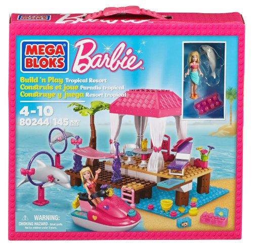 Mega Bloks Barbie 80244 Mega Delfines