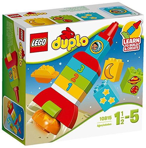 LEGO DUPLO - MI PRIMER COHETE  MULTICOLOR (10815)