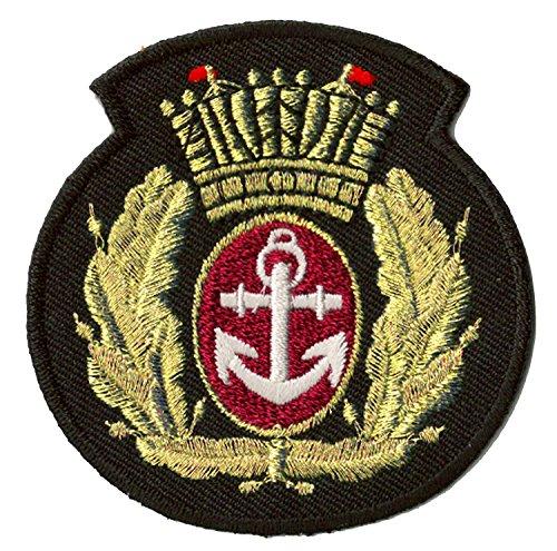 Patch Aufnäher zum Aufbügeln Emblem der Königliche Marine
