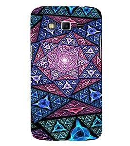 Ebby Premium 3d Desinger Printed Back Case Cover For Samsung Core Prime G360 (Premium Desinger Case)
