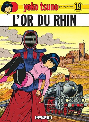 Yoko Tsuno, tome 19 : L'or du Rhin par Roger Leloup