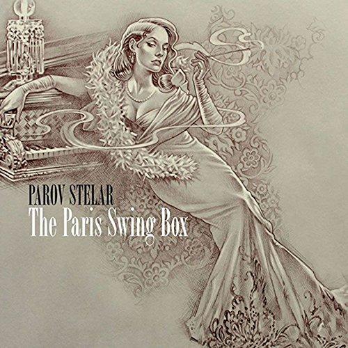 The Paris Swing Box [Vinyl Maxi-Single] - Buch 2 Etagen