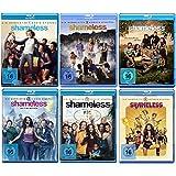 Blu-ray Set * Shameless - Season / Staffel 1+2+3+4+5+6 (1-6)