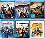 Blu-ray Set * Shameless - Season / Staffel 1+2+3+4+5+6 (1-6)