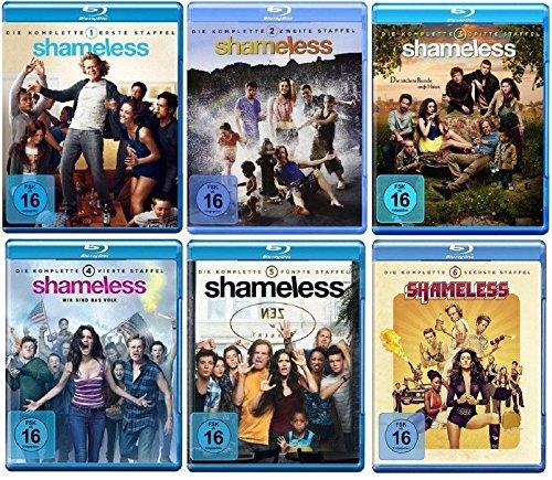Staffel 1-6 [Blu-ray]