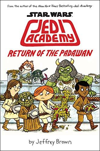 Star Wars: Jedi Academy, Return of the Padawan (Book 2) (English Edition)