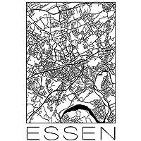 Stadt Essen Karte.Suchergebnis Auf Amazon De Fur Stadt Essen Bilder Poster