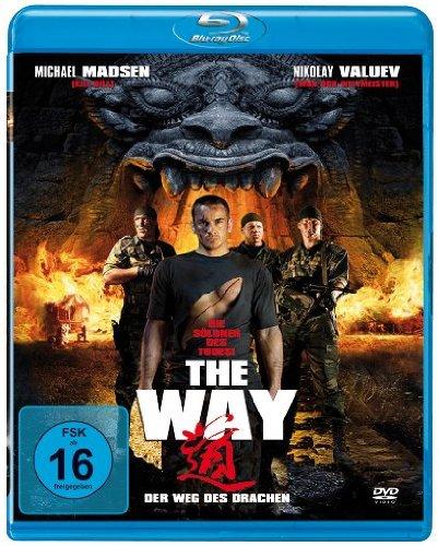 The Way - Der Weg des Drachen [Blu-ray] (Drache Jane)