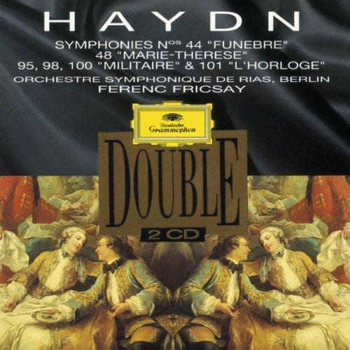 Haydn: Symphony No.98 In B Flat Major, Hob.I:98 - 4. Finale (Presto) -