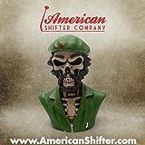 Best Custom Accessories Shift Knobs - American Shifter 65 Che Skull Custom Shift Knob Review