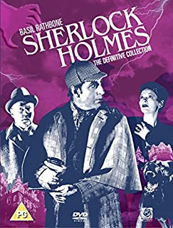 Sherlock Holmes - The Definitive Collection [DVD] (B0006M4S46) | Amazon price tracker / tracking, Amazon price history charts, Amazon price watches, Amazon price drop alerts
