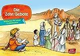 Bildkarten für unser Erzähltheater: Die Zehn Gebote: Kamishibai Bildkartenset. Entdecken. Erzählen. Begreifen (Bildkarten für Unterricht und Katechese für unser Erzähltheater)