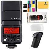 Godox tt350C 2,4G HSS 1/8000s TTL GN36Kamera Speedlite für Canon Mirrorless Digital