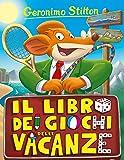 Scarica Libro Il libro dei giochi delle vacanze (PDF,EPUB,MOBI) Online Italiano Gratis