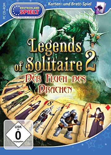 Legends of Solitaire 2: Der Fluch des Drachen