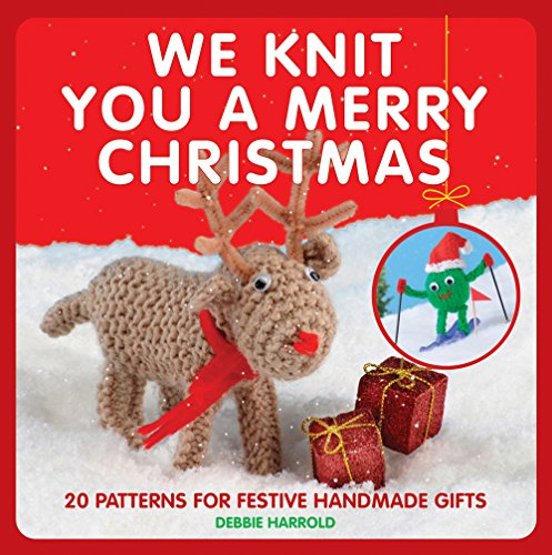 We Knit You Merry Christmas Ebook