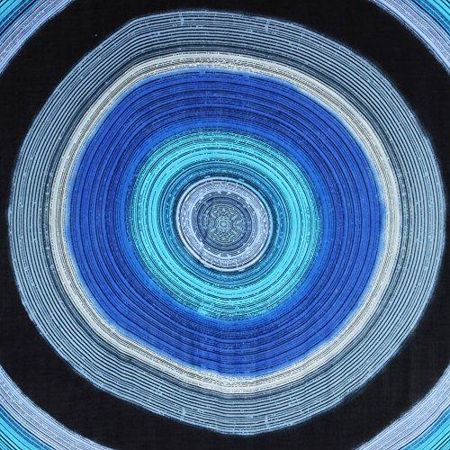 LOUDelephant - Paréo - Robe portefeuille - Femme Bleu