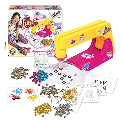 Soy Luna - Decora con tachuelas, juego de arte y manualidades (DISET,S