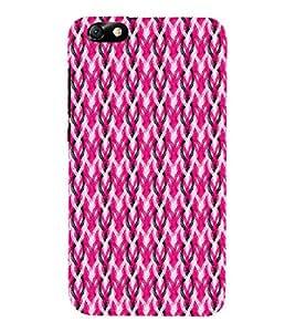 Ebby Premium 3d Desinger Printed Back Case Cover For Huawei Honor 4x (Premium Desinger Case)