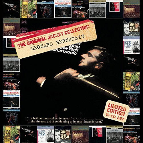 Original Jacket Collection ~ Leonard Bernstein - Mahler: Symphony No. 7,etc. (2001-12-04)