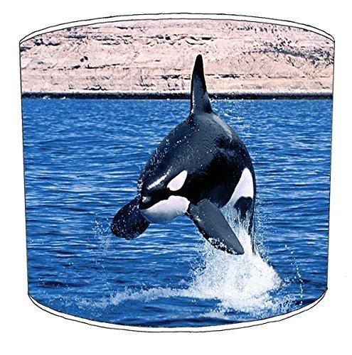 20,5cm Decke Killer Whale orca Print Lampenschirme 11 -