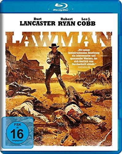 Lawman [Blu-ray]
