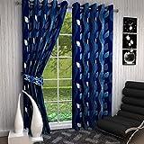 Deziner Decor 2 Piece Polyester Eyelet W...