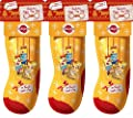 PEDIGREE® Christmas Stocking with Treats and a Toy x 3 For Mulit Dog Households
