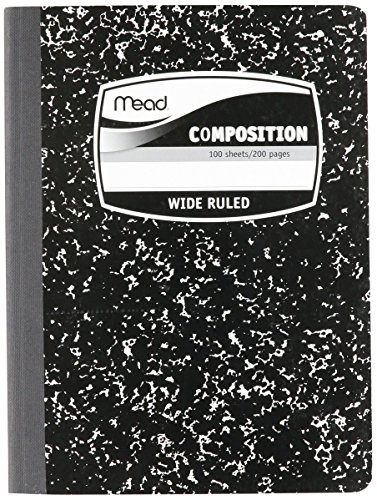 mea09910-sewn-black-marble-cover-composition-book-with-wide-rule-11-32-100-sheet-media-size-75-x-975
