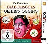 Nintendo 3DS Dr. Kawashimas diabolisches Gehirn-Jogging