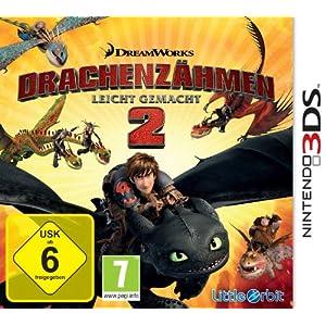 Drachenzähmen leicht gemacht 2 – [Nintendo 3DS]