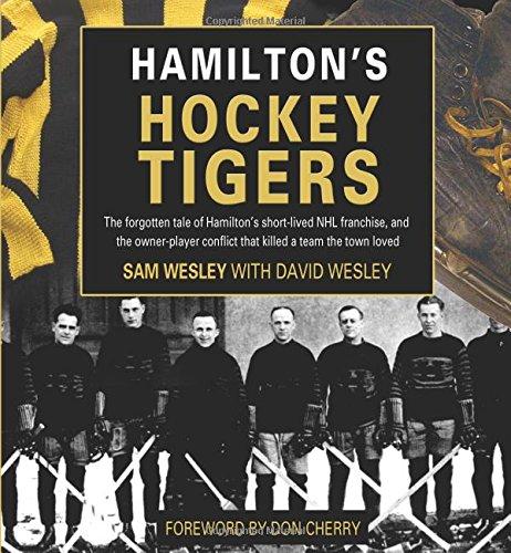 Hamilton's Hockey Tigers por Sam Wesley
