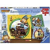 Ravensburger 09409 - Wickie, der kleine Wikinger