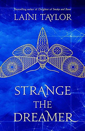 Strange the Dreamer Cover Image