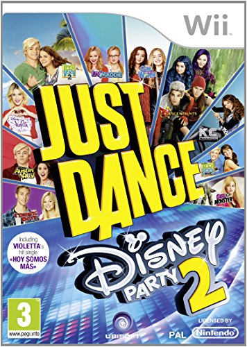 Dance 2 Kinder Just (Just Dance Disney Party 2 [AT-PEGI])