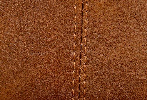 Kastenbeutel-männlicher Beutel Kurier-Beutelkasten-Beutel-Schulterbeutel-im Freiensport-Freizeitart Und Weise Wild Brown