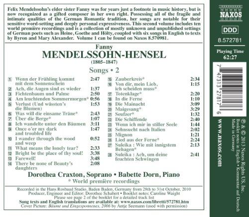 Mélodies (Volume 2)