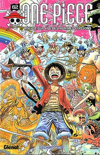 One piece Vol.62 par ODA Eiichirô