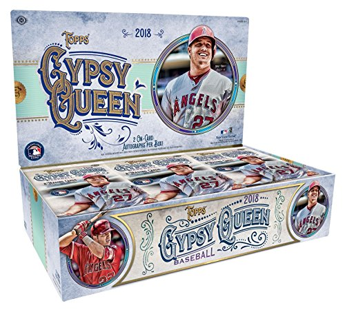 Topps 2018 Gypsy Queen Baseball Hobby Box - Topps Baseball-karten