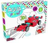 Unbekannt Aladine 47018 - Aqua Pearl Formel 1 Auto Bastelset