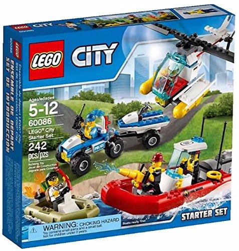 LEGO CITY TOWN - STARTER SET (60086)