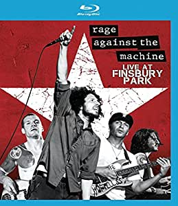 Rage Against the Machine : Live at Finsbury Parkark [Blu-ray]