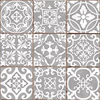 tile stickers home kitchen amazon co uk