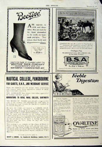 la-copie-antique-du-moteur-1917-de-bective-de-publicite-va-a-velo-ovaltine
