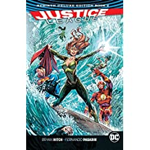 Justice League: The Rebirth Deluxe Edition - Book 2 (Justice League (2016-))