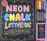 Neon Chalk Lettering (Klutz)