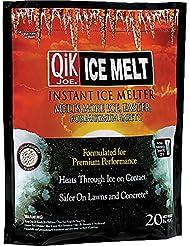 Milazzo Industries. 30020 Qik Joe derretimiento del hielo 20 Lbs.