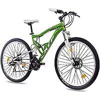 27,5 pulgadas Mountain Bike Bicicleta KCP Attack Unisex con 21 velocidades Shimano TX ·