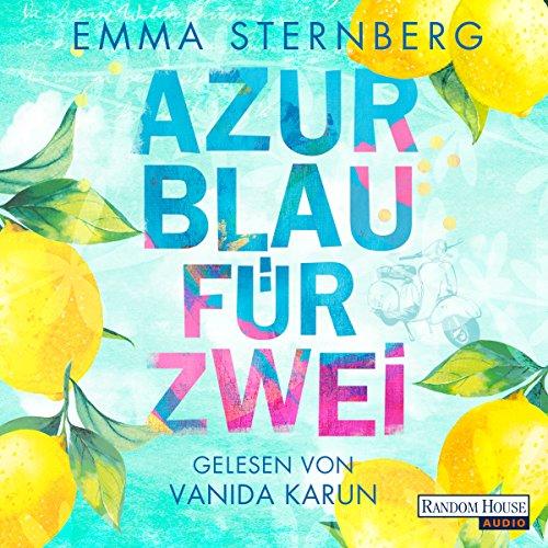 Buchseite und Rezensionen zu 'Azurblau für zwei' von Emma Sternberg
